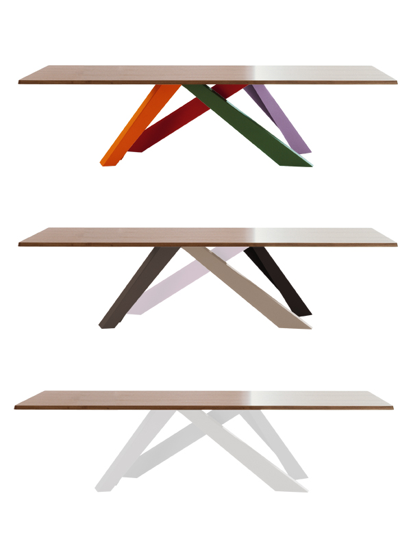 Bonaldo Big Dining Table.BIG TABLE Design By: Alain Gilles For ...