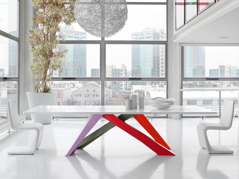 Hd Home Design Big Table Extensible 220 320 Table De
