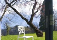 Bonaldo Viento Chaise jardin