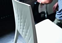 Horm chaise Ki blanche profil