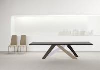 Bonaldo Big Table 300 couleurs pieds1