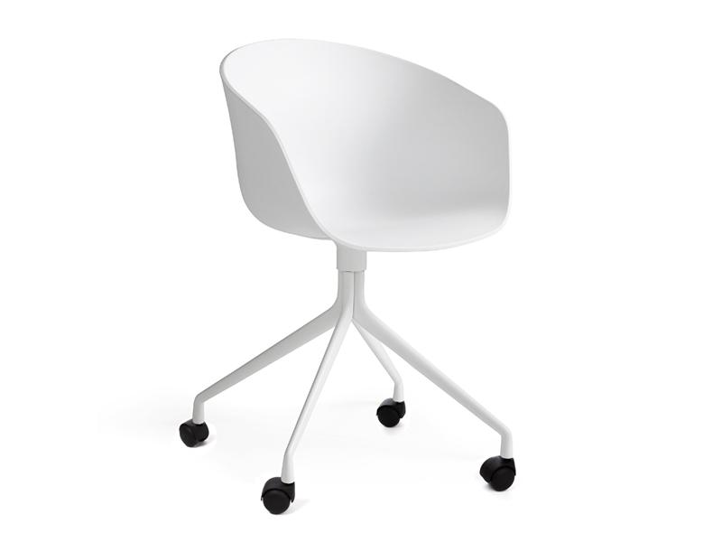 HD Home design | AAC Roulettes, lot de 2 chaises – Hay